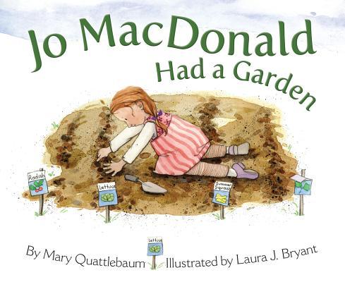 Jo MacDonald Had a Garden Cover