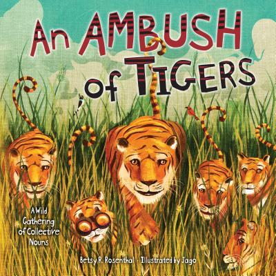 An Ambush of Tigers Cover