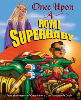 Once Upon a Royal Superbaby Cover