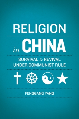 Religion in China Cover