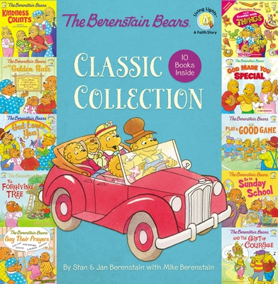 The Berenstain Bears Classic Collection Cover Image