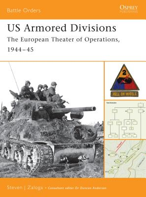US Armored Divisions Cover