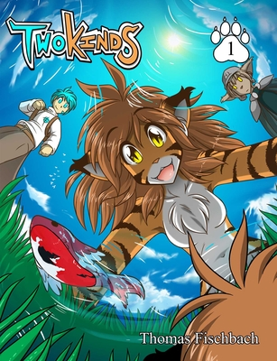 Twokinds Vol. 1 Cover Image