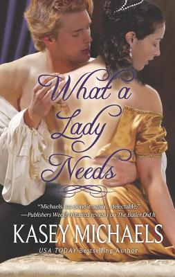 What a Lady Needs Cover