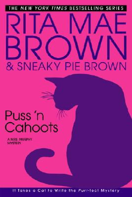 Puss 'n Cahoots Cover
