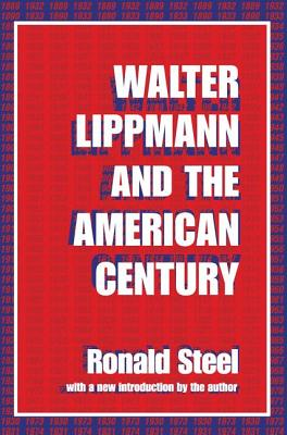 Cover for Walter Lippmann and the American Century
