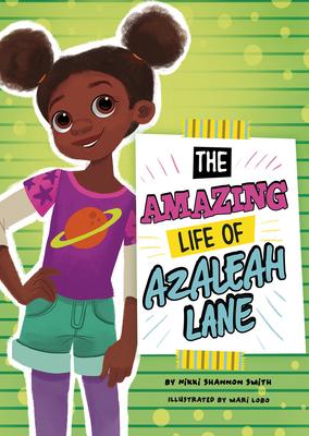 The Amazing Life of Azaleah Lane cover