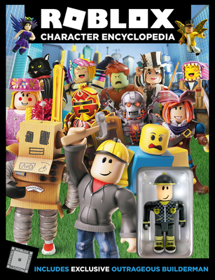 Roblox Character Encyclopedia Cover Image