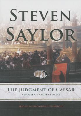 The Judgment of Caesar: A Novel of Ancient Rome (Roma Sub Rosa #10) Cover Image