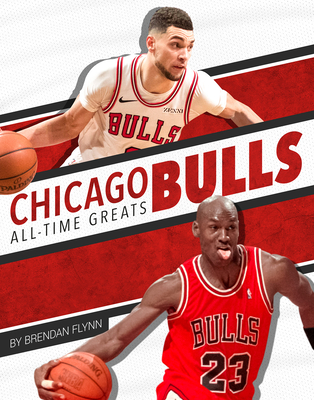 Chicago Bulls All-Time Greats Cover Image