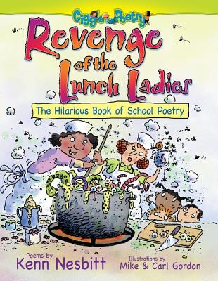 Revenge of the Lunch Ladies Cover
