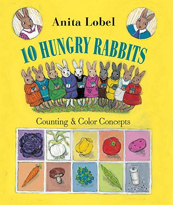 10 Hungry Rabbits Cover