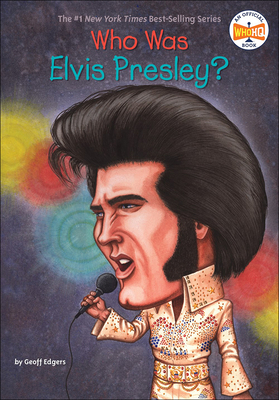 Who Was Elvis Presley? (Who Was...?) Cover Image