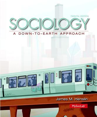 Sociology: A Down-To-Earth Approach Cover Image