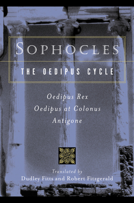 Sophocles, the Oedipus Cycle Cover