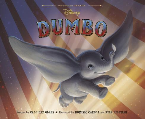 Dumbo Live Action Picture Book Cover Image
