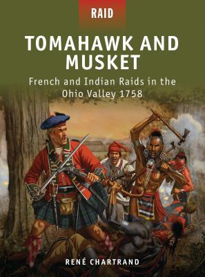 Tomahawk and Musket Cover