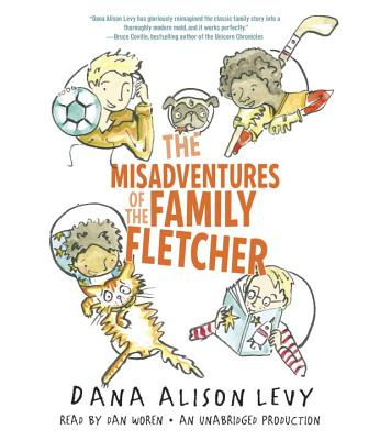 The Misadventures of the Family Fletcher (Family Fletcher Series) Cover Image