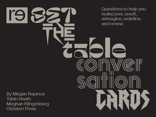 Reset the Table Conversation Cards Cover Image