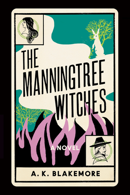 The Manningtree Witches Cover Image