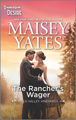 The Rancher's Wager: An Enemies to Lovers Western Romance Cover Image