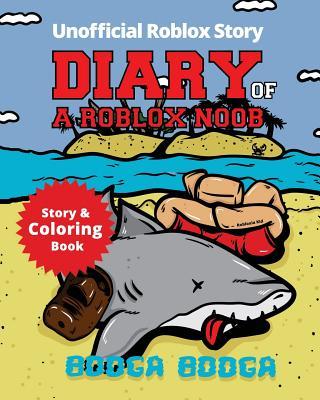 Diary Of A Roblox Noob Booga Booga Paperback Beach Books Inc