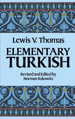 Elementary Turkish (Dover Language Guides) Cover Image