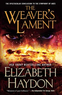 Cover for The Weaver's Lament (The Symphony of Ages #9)
