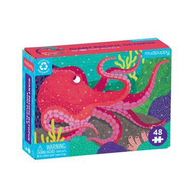 Puz 48 Mini Giant Pacific Octopus Cover Image