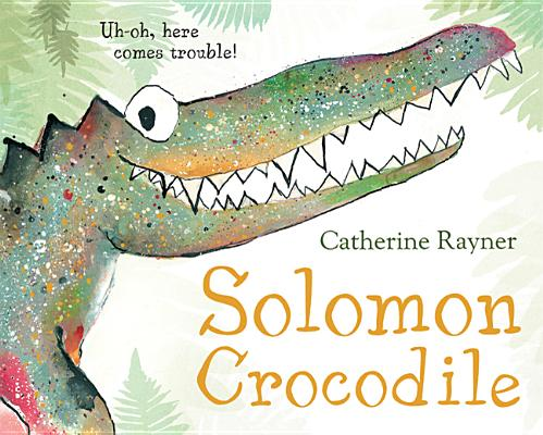 Solomon Crocodile Cover