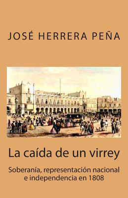 La caída de un virrey: Soberanía, representación nacional e independencia en 1808 Cover Image