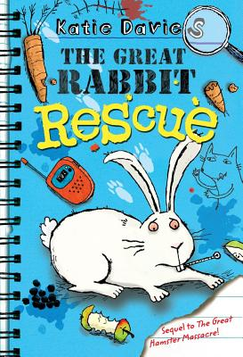 The Great Rabbit Rescue Cover