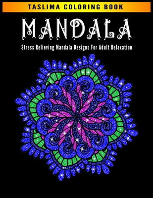 Mandala Coloring Pages For Meditation And Happiness Adult Coloring Book Featuring Calming Mandalas Designed To Relax And Cal Paperback The Book Rack