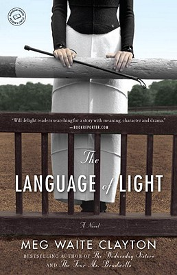 The Language of Light: A Novel Cover Image