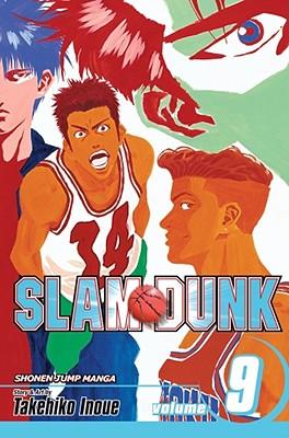 Slam Dunk, Vol. 9 Cover Image