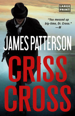 Criss Cross (Alex Cross #25) Cover Image