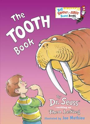 The Tooth Book (Big Bright & Early Board Book) Cover Image