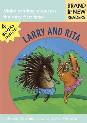 Larry and Rita Cover