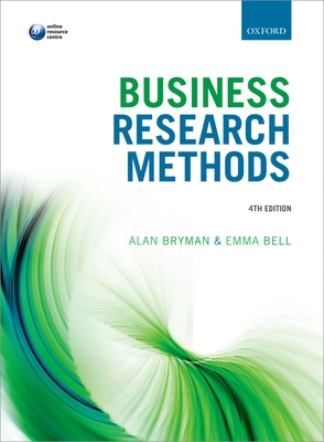 Business Research Methods Cover Image