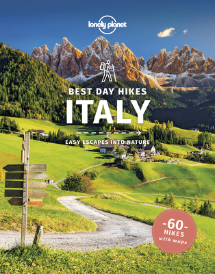 Lonely Planet Best Day Hikes Italy 1 Cover Image