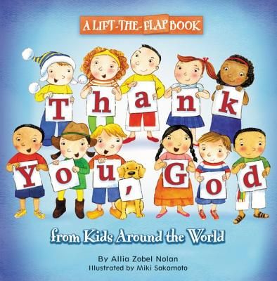 Thank You, God from Kids Around the World Cover