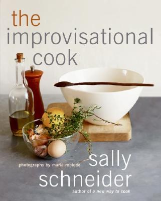The Improvisational Cook Cover
