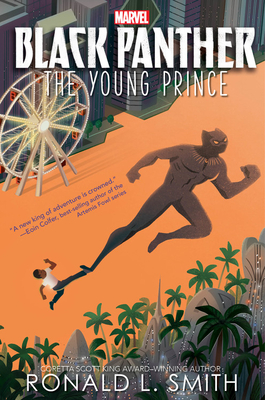 Black Panther The Young Prince Cover Image