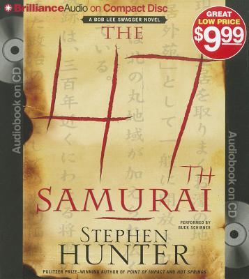 The 47th Samurai (Bob Lee Swagger Novels #4) Cover Image