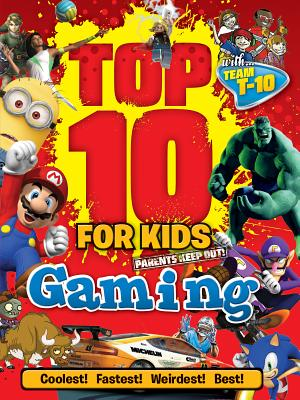 Top 10 for Kids Gaming Cover Image