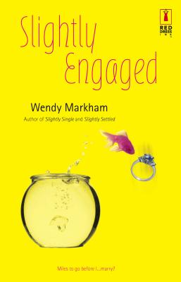 Cover for Slightly Engaged