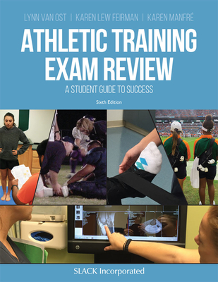 Athletic Training Exam Review: A Student Guide to Success Cover Image