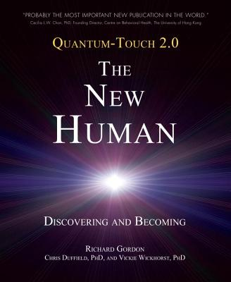 Quantum-Touch 2.0 - The New Human Cover