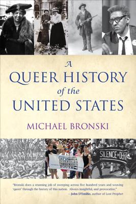 A Queer History of the United States Cover