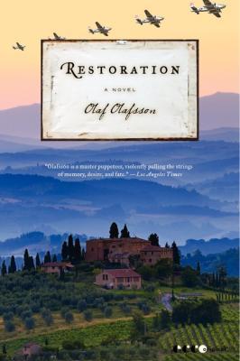 Restoration: A Novel Cover Image